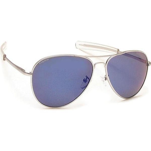 039fb5dc60f Shop Coyote Eyewear Miramar Polarized Aviator Sunglasses Gunmetal Grey Blue  Mirror - us one size (size none) - On Sale - Free Shipping Today -  Overstock.com ...