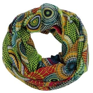 Women's Lightweight Soft Infinity Loop Scarves