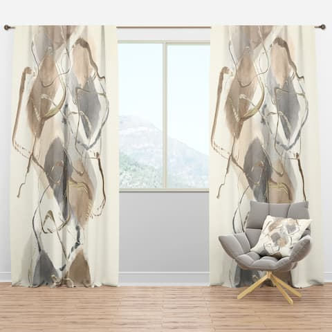 Carbon Loft Hume Modern and Contemporary Curtain Panels