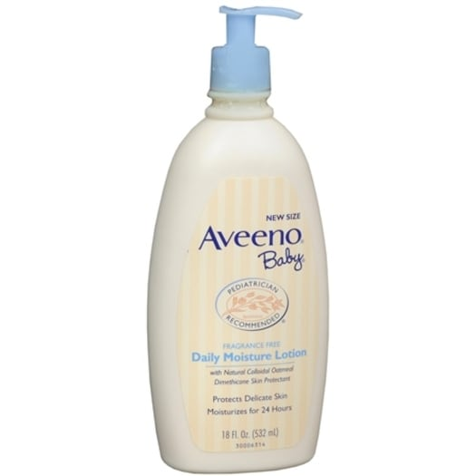 AVEENO Baby Daily Moisture Lotion Fragrance Free 18 oz