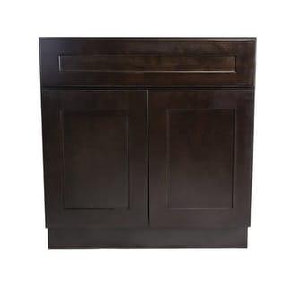 """Design House 562090 Brookings 42"""" Double Door Sink Base Cabinet"""