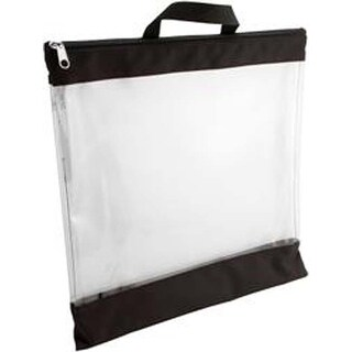 """16""""X16"""" Large - Everything Mary Clear Storage Pouch"""