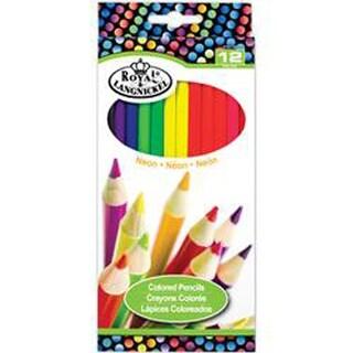 Neon Colored Pencils-12/Pkg