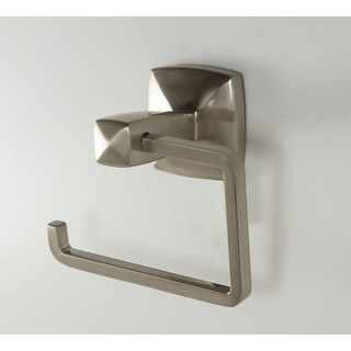 Design House 580837 Perth Wall Mounted Single Post Toilet Paper Holder - n/a