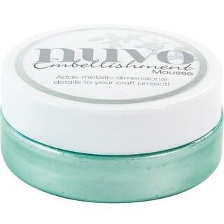 Nuvo Embellishment Mousse-Aquamarine