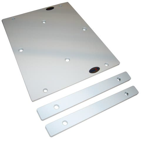 Edson mounting plate f/ simrad halo open array hard top only