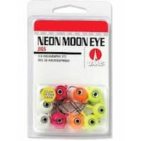 VMC Neon Glow-in-the-Dark Moon Eye Jig Kit