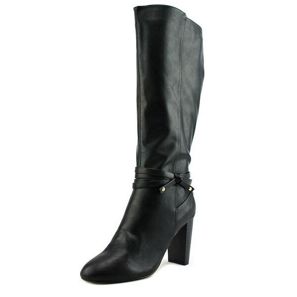 Thalia Sodi Alda Women Black Boots