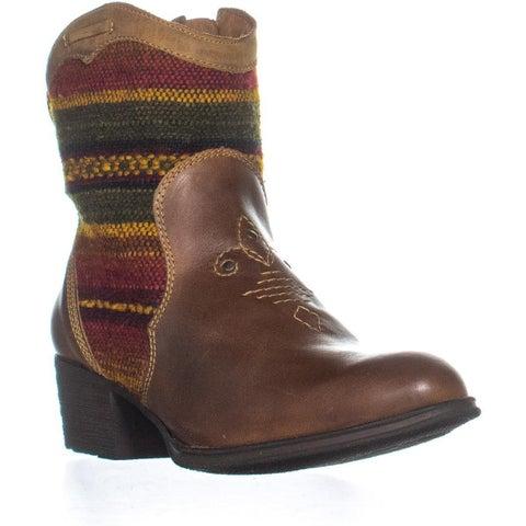 Born Topanga Mid-Calf Riding Boots, Brown - 6 US / 36.5 EU