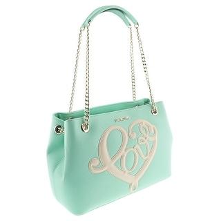 Moschino JC4255 0110 Mint Satchel/Shoulder Bag
