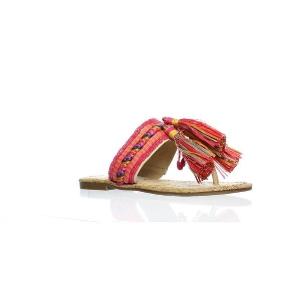 cfedf5c575ca Shop Circus by Sam Edelman Womens Bella Multi-Color Flip Flops Size ...