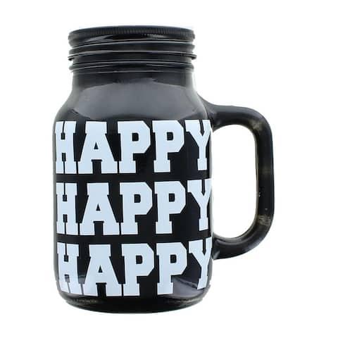 Happy Stash Jar - Multi