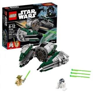 LEGO(R) Star Wars(TM) Yoda's Jedi Starfighter(TM) (75168)
