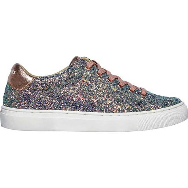 3f9a615946171 Shop Skechers Women's Side Street Awesome Sauce Sneaker Gold/Multi - Free  Shipping Today - Overstock - 20474896