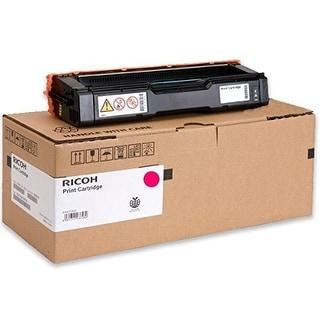 Ricoh Magenta Toner Cartridge, 2300 Yield (407541)