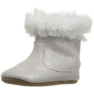 Robeez Thea Twinkle Boots Infant Leather