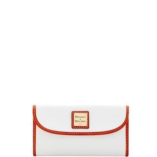 Dooney & Bourke Oberland Continental Clutch (Introduced by Dooney & Bourke at $128 in Feb 2017)|https://ak1.ostkcdn.com/images/products/is/images/direct/560f6404bee039d8d9a6ff8df1454d6ec78d0113/Dooney-%26-Bourke-Oberland-Continental-Clutch-%28Introduced-by-Dooney-%26-Bourke-at-%24128-in-Feb-2017%29.jpg?impolicy=medium