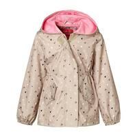 Pink Platinum Girls 2T-4T Heart Mesh Jacket