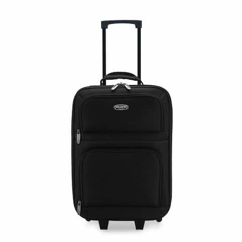 """Meander 19.5"""" Carry-On Rolling Suitcase"""