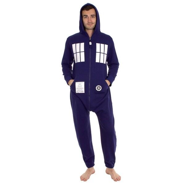 Doctor Who TARDIS Bodysuit Pajama