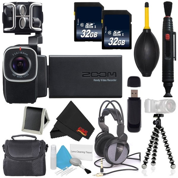 Shop Zoom Q8 Handy Video Recorder Zq8 Joby Gorillapod Samson