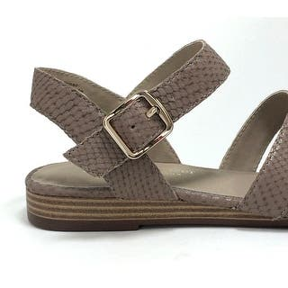 96ec82b7b80a Quick View. Option 38717879. Option 38996307. Option 39969007.  51.13. Naturalizer  Womens Kaye Leather Open Toe Casual Slingback Sandals