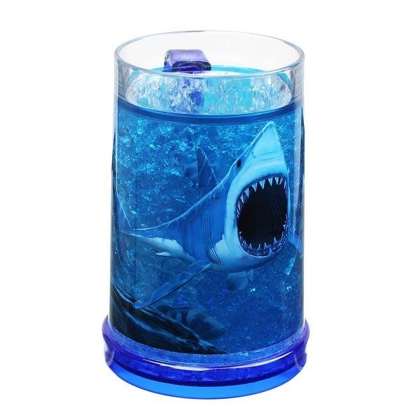 Shark Attack 16oz Frosty Beer Mug - Multi
