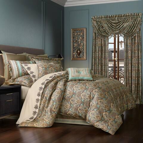 Five Queens Court Vivianna Comforter Set