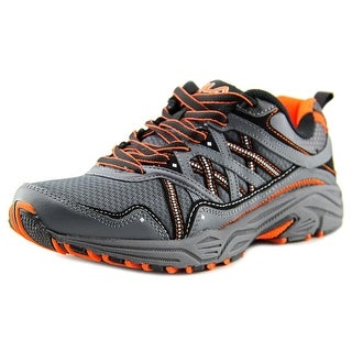 Fila Headway 7 Men Round Toe Synthetic Gray Trail Running