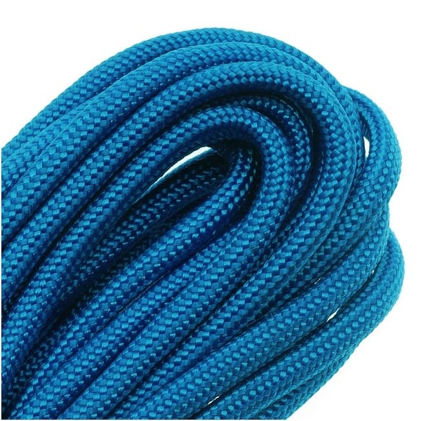 Paracord 550 / Nylon Parachute Cord 4mm - Royal Blue (16 Feet/4.8 Meters)