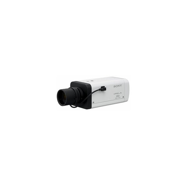 Sony IPELA SNC-VB630 Network Camera - Color Monochrome - CS Mount