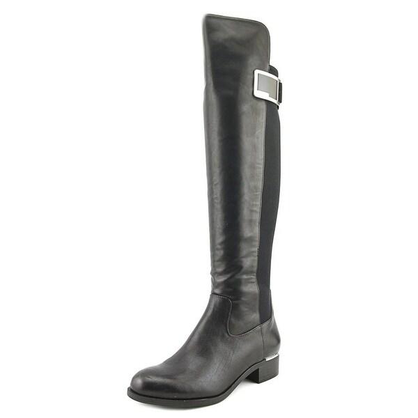 Calvin Klein Cyra Women Black Boots