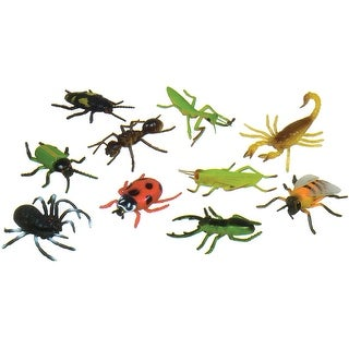 5In Insects Set Of 10