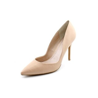 Charles By Charles David Lagoon Pointed Toe Leather Heels