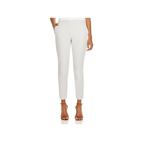 Theory Womens Thaniel Dress Pants Formal Pull On