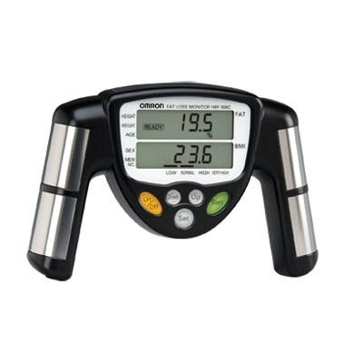 Omron Healthcare - Hbf-306Cn - Hand Held Body Fat Monitor
