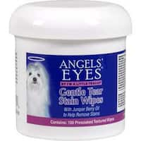 Angels' Eyes Gentle Tear Stain Wipes 100/Pkg-