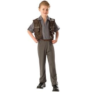 Rubies Deluxe Owen Child Costume - Beige