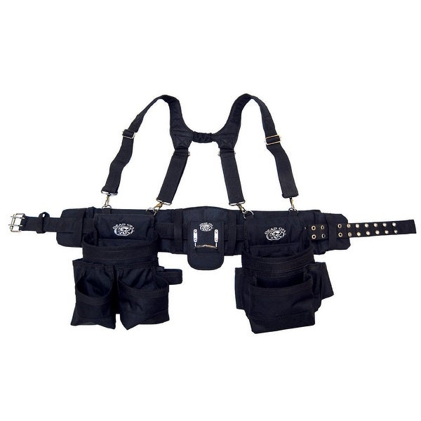 Dead-On DO-FR Framers Tool Belt With Padded Suspendrs