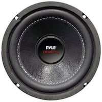 "Pyle 6.5"" 600W Max 4Ohm Subwoofer-Sold each"