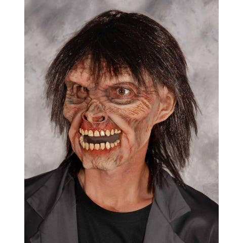 Mr Living Dead Costume Mask - Tan
