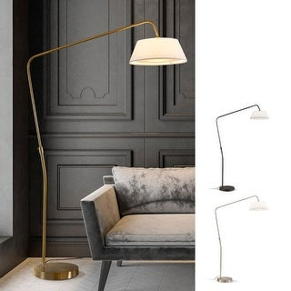 "Link to HOMEGLAM  Route 81""H Arch Floor Lamp Similar Items in Floor Lamps"