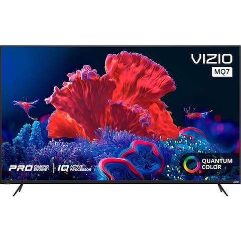 Vizio Refurbished M-Series Quantum 50 in 4K TV Bundle w/ HDMI Cable - Black