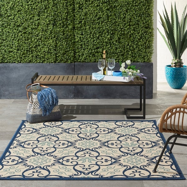 Buy Outdoor Area Rugs Online At Overstock Our Best Rugs Deals