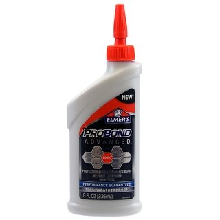 Elmer's E7503 Probond Advanced Multi-Purpose Adhesive, 8 Oz.