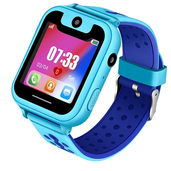 Youth/Kids Smart Watch Game Watches Touch Screen Camera Watch LBS Position Remote for Boys Girls Children Gifts. Opens flyout.