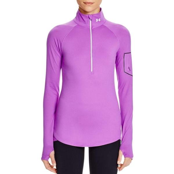 Under Armour Womens Athletic Jacket Fitted Long Sleeves