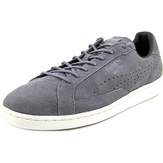 Puma Match 74 Citi Series Round Toe Leather Sneakers