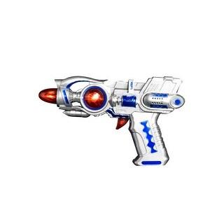 Dreamgirl Galaxy Gun - Silver