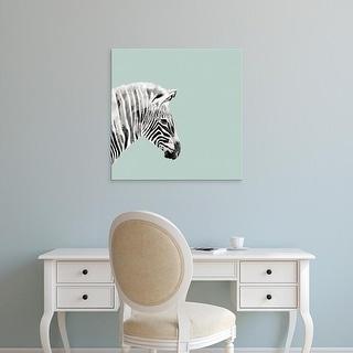Easy Art Prints Victoria Borges's 'Pop Safari I' Premium Canvas Art